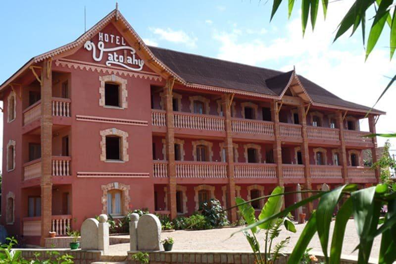 Vatolahy hotel à Antsirabe - Madagascar