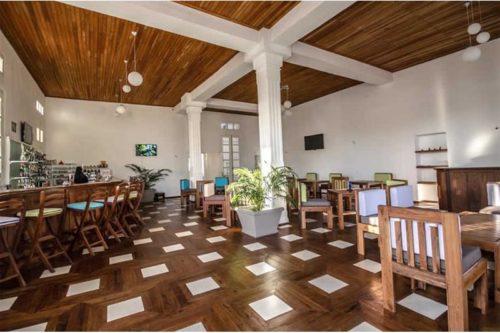 Hotel Vezo a Morondava - Madagascar