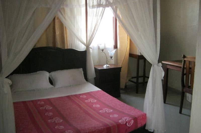 Victoria Hotel w Sambava - Madagaskar