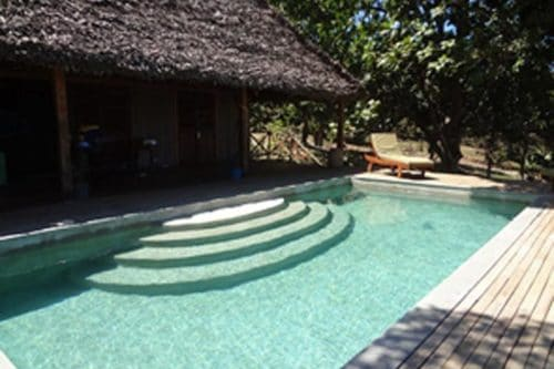 Villa bosco w Nosy Be - Madagaskar