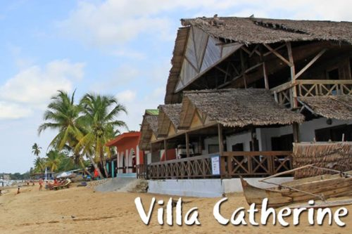 Villa Catherine in Nosy Be - Madagascar