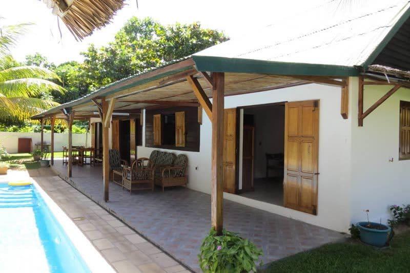 Villa Daniel à Sainte-Marie - Madagascar