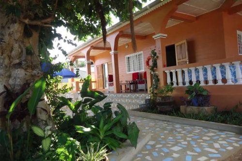 Villa du corail à Diego-suarez - Madagascar