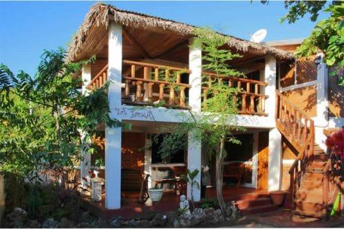 Villa Elisabeth w Diego-Suarez - Madagaskar