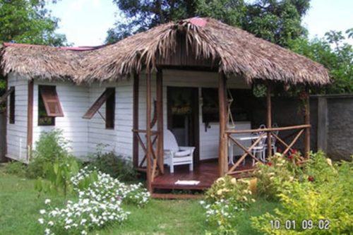 Villa fao à Nosy Be - Madagascar