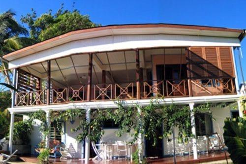 Villa Gaia w Nosy Be - Madagaskar