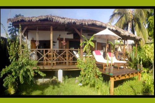 Villa gerti à Nosy Be - Madagascar