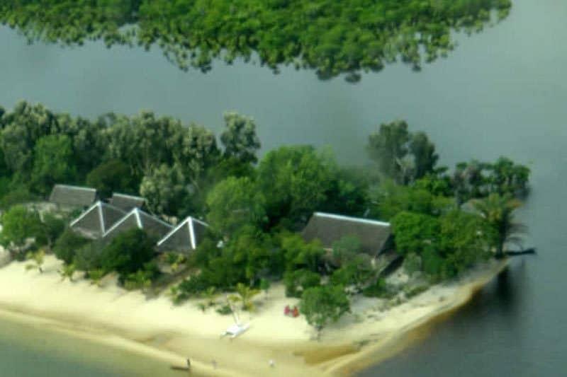 Villa Mahavelo à Mahambo - Madagascar