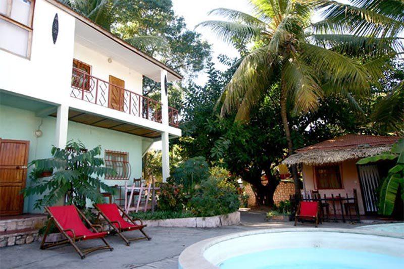 Villa mena à Mahajunga - Madagascar
