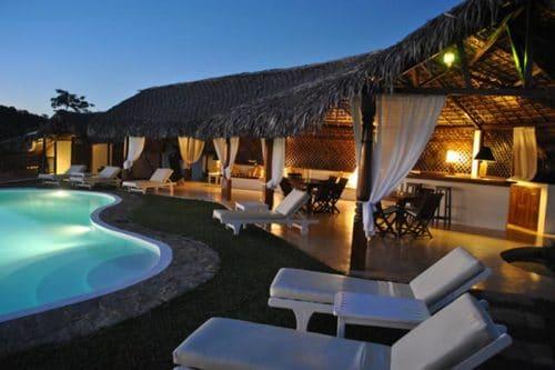 Villa palissande w Nosy Be - Madagaskar