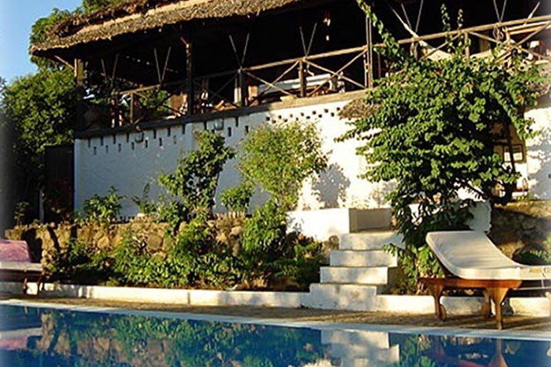 Villa razambe à Nosy Be - Madagascar