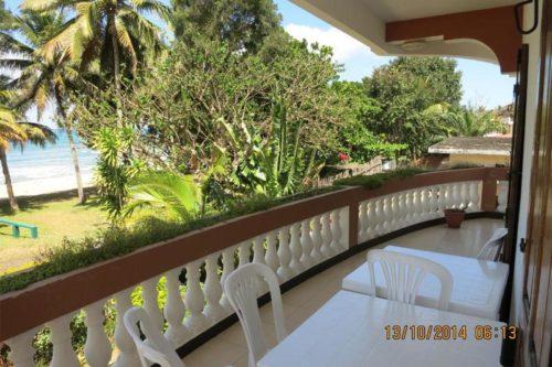 Villa Scheridanne à Sambava - Madagascar