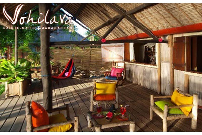 Villas de Vohilava à Sainte-Marie - Madagascar