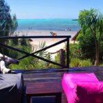 vue lagon babaomby island lodge diego suarez
