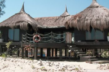 vue plage residence eden ecolodge saint augustin tulear