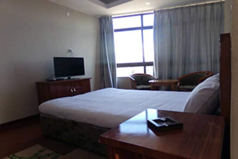 z et a hotel à Antsirabe - Madagascar