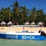 la plage Danae Beach nosy be