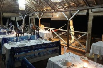 ristorante Danae Beach ficcanaso