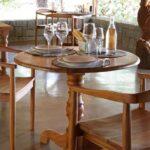 restaurant Domaine de Tahina nosy komba