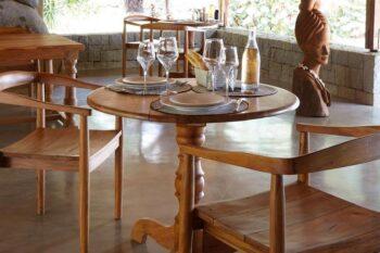 ristorante Domaine de Tahina ficcanaso komba