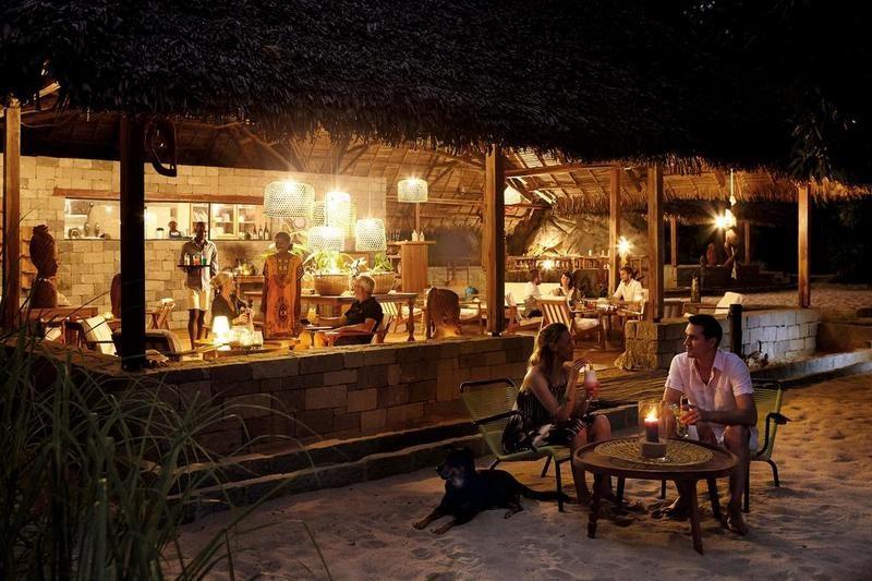 bar Domaine de Tahina nosy komba