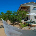 Emeraude Lodge exterior view at nosy be