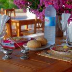 restaurant Emeraude Lodge at nosy be