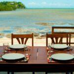 dining room Emeraude Lodge nosy be