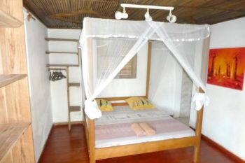 Chambre double Holiday Home Lostissement No 4 nosy be