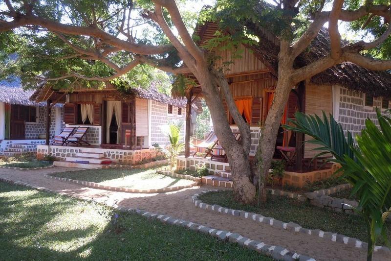 bungalow Ilo Village Nosy komba