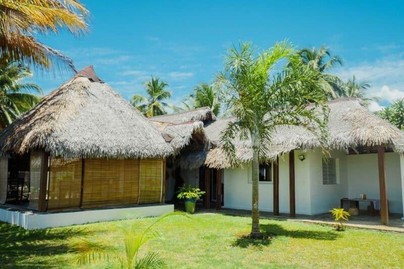 fasada willi Madirokely House in Nosy be