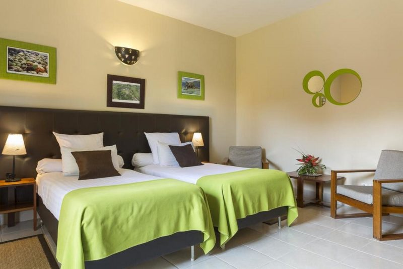 bed and breakfast Relais des Plateaux & Spa a Ivato