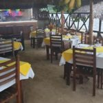 restaurant Tropical Paradise nosy be