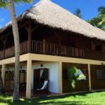 the guest house Vanio Lodge nosy be