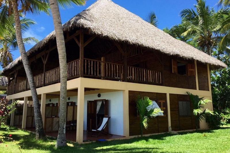 la maison d'hôtes Vanio Lodge nosy be