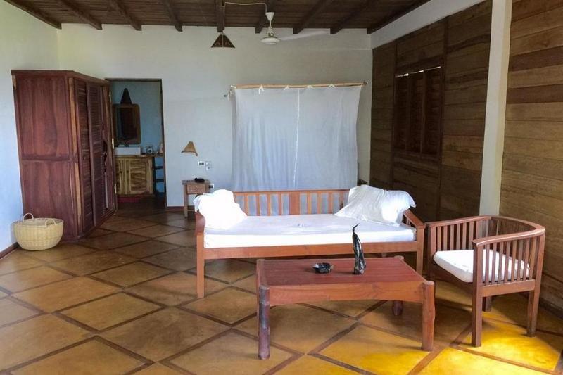 room Vanio Lodge nosy be