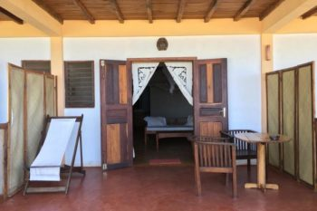 la chambre Vanio Lodge nosy be