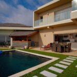 exterior and pool of Villa Kintana Naka nosy be