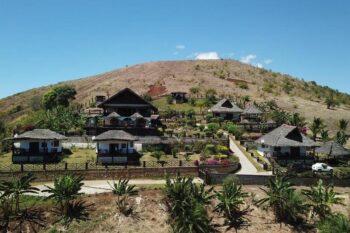 les logements de la Villa Nosy Détente à nosy be