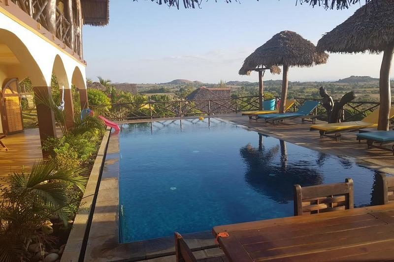 basen Villa Nosy Relaks wścibski