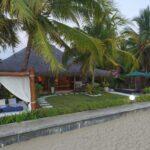 Villa Sakina facade at nosy be