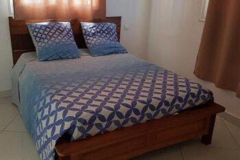 chambre Villa Violette nosy be