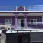 façade Villa Violette à nosy be