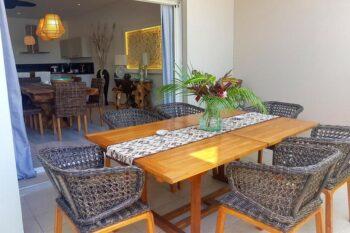 Dining room apartment ambondrona duplex nosy be