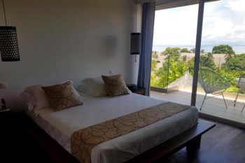 Room apartment ambondrona duplex nosy be