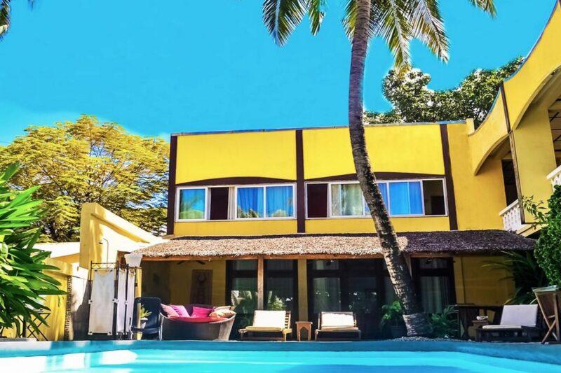 facade coco lodge majunga