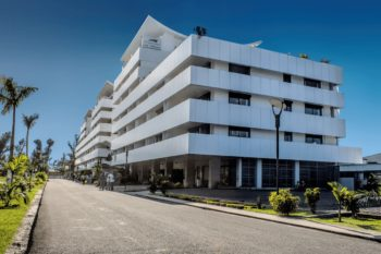 facade exterieur the streamline hotel apartment tamatave