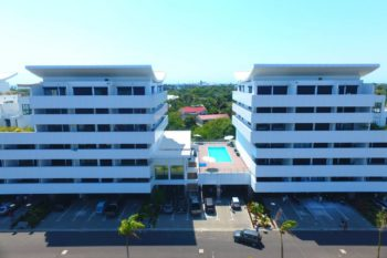 facade the streamline hotel apartment tamatave