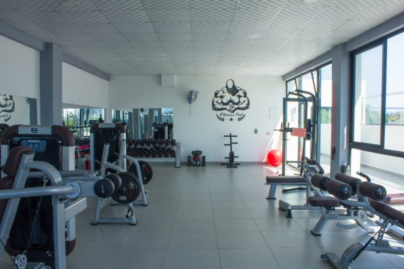 fitness club the streamliner hotel apartment tamatave