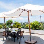 terrase et vue the streamliner hotel apartment tamatave